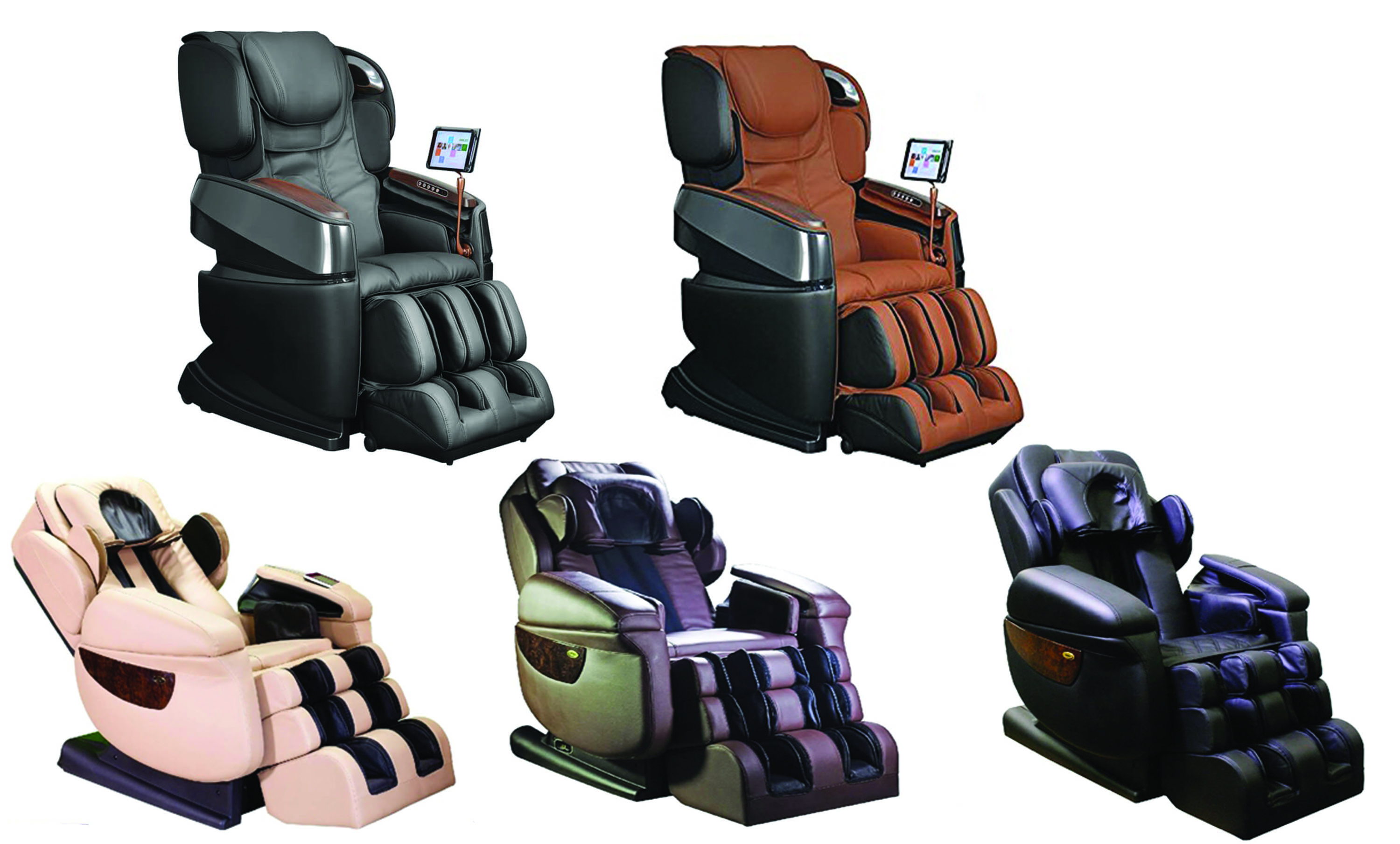 They Are Somewhat Similar, But The I7 Comes Out Ahead With A More  Invigorating Massage To Your Feet. Luraco Colors